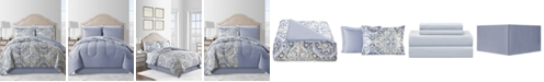 Fairfield Square Collection CLOSEOUT! Eva 6-Pc. Twin Comforter Set